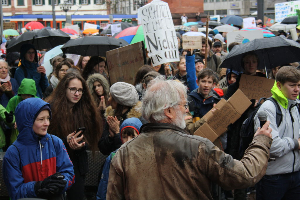 Fridays for Future Darmstadt